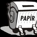 Sběr papíru ve školním roce 2016/2017