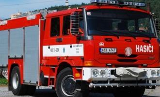 Cvičný požární poplach