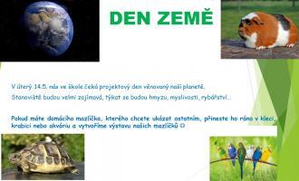 Den Země