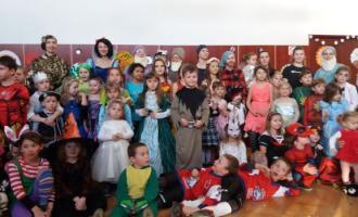 Dětský karneval se vydařil…